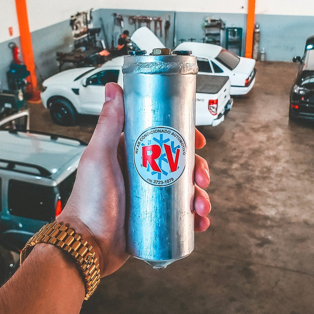Filtro de Secador • RV