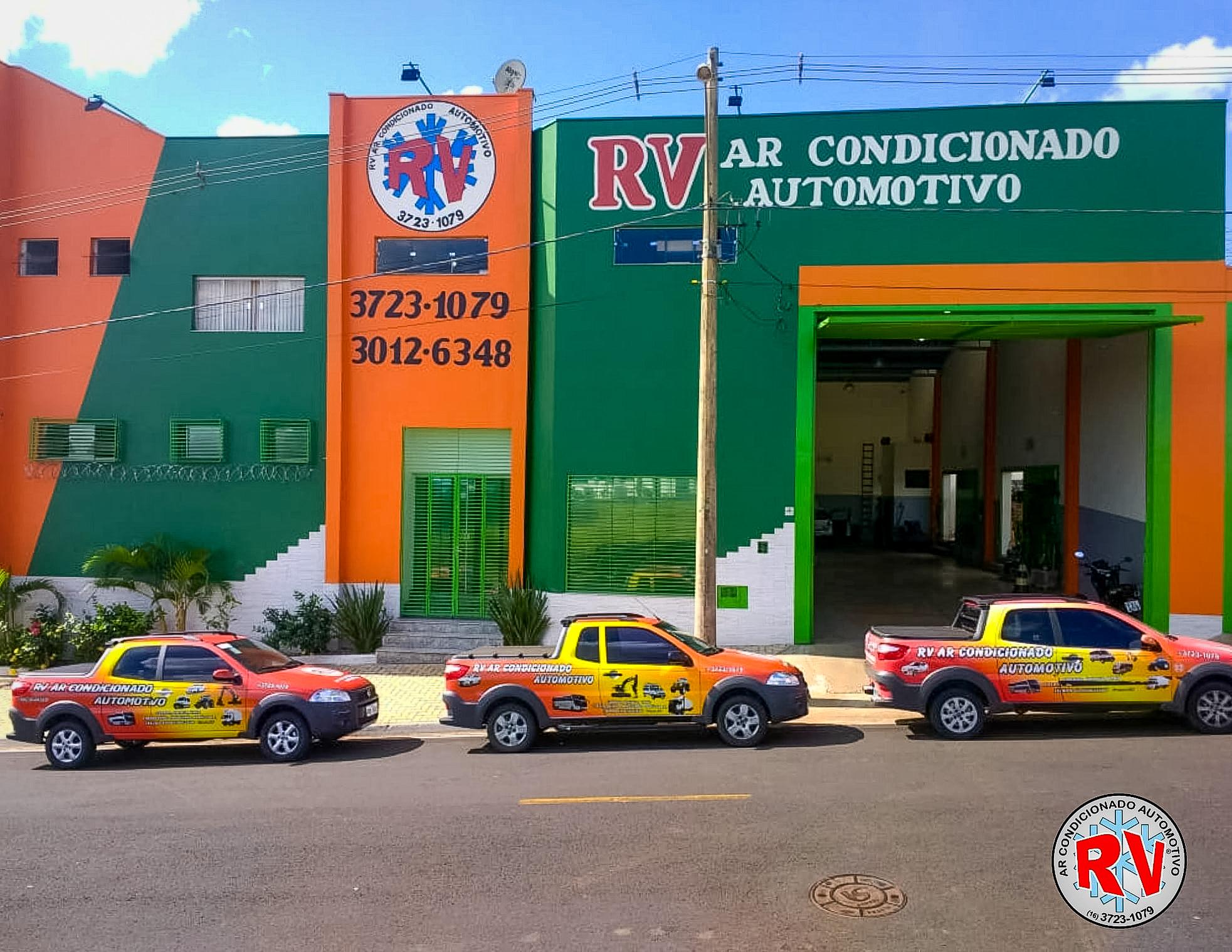 Foto Externa Empresa • RV